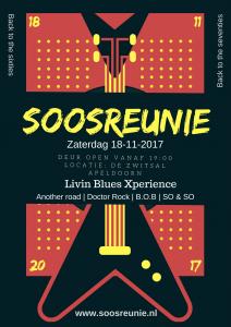 Soosreunie poster 2017
