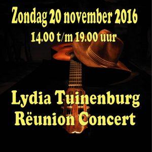 Lydia Tuinenburg concert
