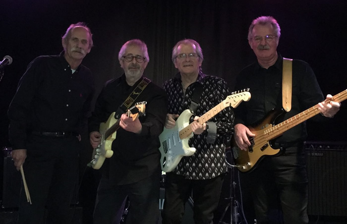 The Graham Lee band