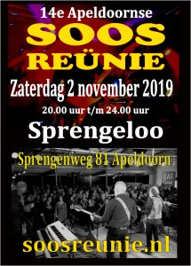 Soosreunie 2019 Apeldoorn