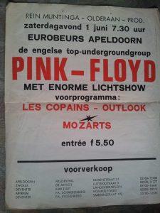 Pink Floyd Eurobeurs Apeldoorn