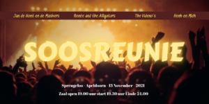 Soosreunie 2021 Apeldoorn